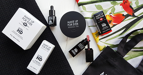 Новинки линии Ultra HD от MAKE UP FOR EVER