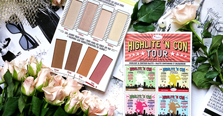 Аплодисменты! Палетка для скульптурирования Highlite 'N Con Tour от theBalm!