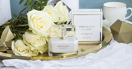 Новый аромат Givenchy Dahlia Divin Initiale