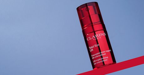 Концентрат Total Eye Lift от CLARINS