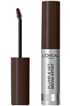 Тушь для бровей Brow Artist Plump & Set 108, темный брюнет