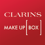 CLARINS MAKE UP BOX