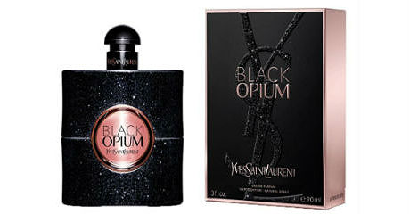 Новый аромат Black Opium от Yves Saint Laurent