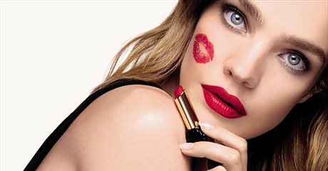 Guerlain представил матовую помаду Kisskiss Tender Matte